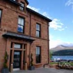 The Douglas Hotel, Arran