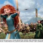 Disney-Pixar's Oscar Winning Brave and Scotland