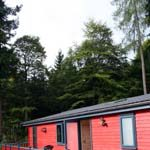 Blair Castle Woodland Lodges, Highland Perthshire