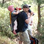 Bushbaby Lite: Great Baby/Toddler Backpack