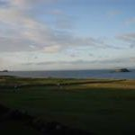 Golf in East Lothian Scotland