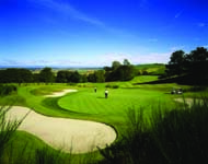 Golf at Murrayshall. Image Credit: Murrayshall House Hotel & Golf Courses