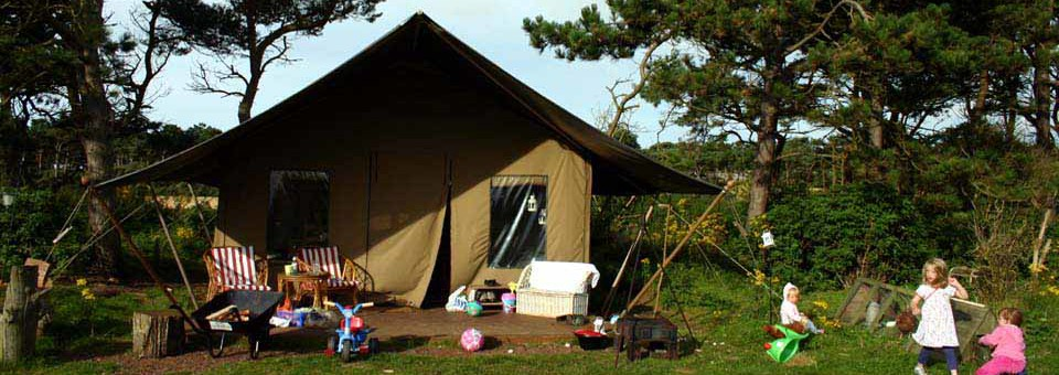 Top 10 Scottish Campsites for 2013
