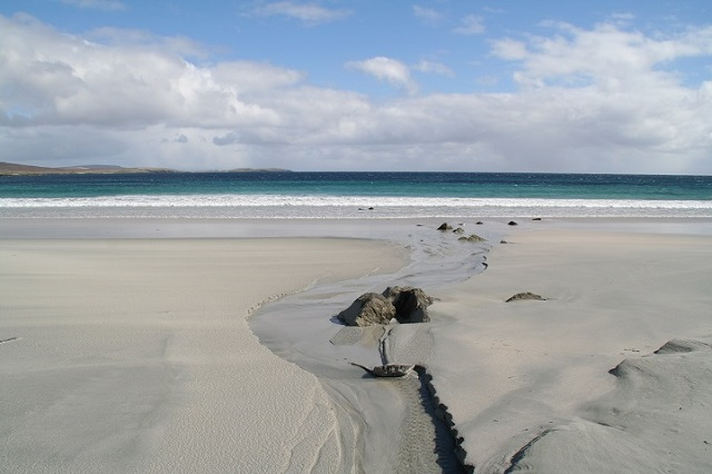Easting Beach, Unst