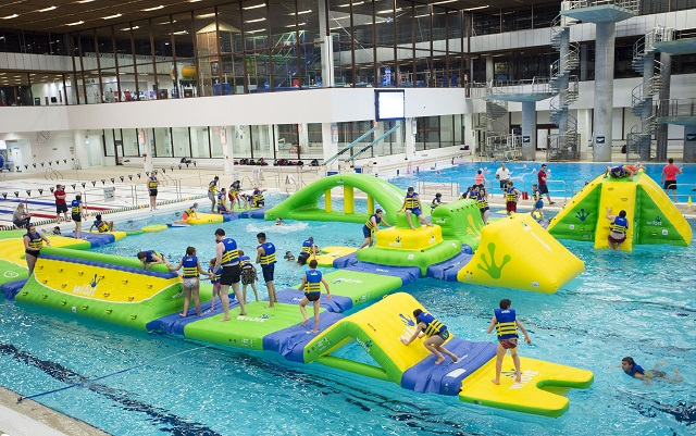 Aquadash Edinburgh 39 S Brilliant New Family Attraction
