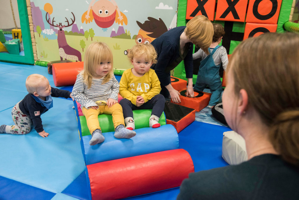 Baby Zone, Scrambles softplay (c) Chris Watt; www.chriswatt.com